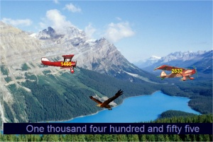 Eagle and Airplanes - Place Value Game