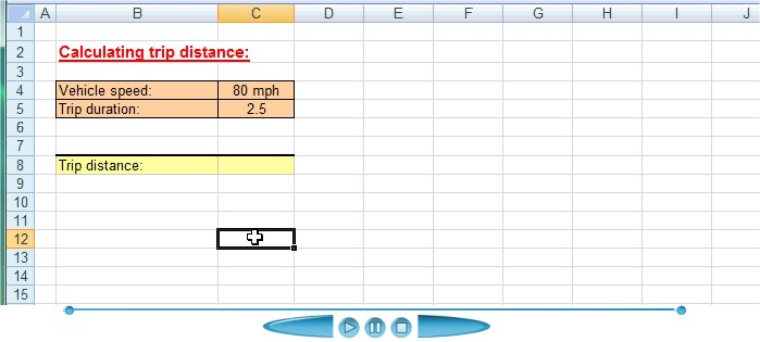learn simple excel formulas with examples