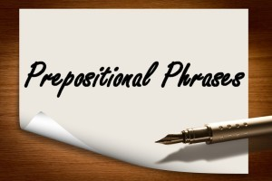 Prepositions Lessons Online - with Activites, Examples and Exercises