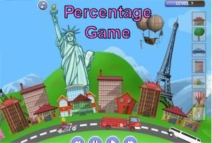 Town Creator - A Percentage Game