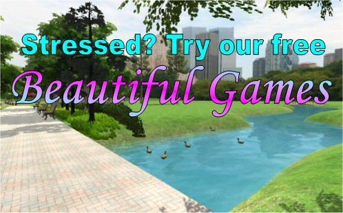 Relaxing Beautiful Games