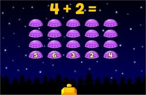 Addition Attack Game