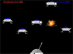 Missile Landing Craft Addition Game