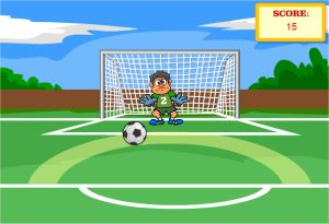Soccer Math Decimal Game