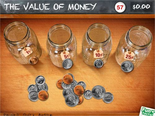 Free Interactive Counting Money Games For Kids (2nd Graders Math)