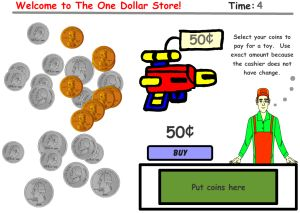 free online money games for second grade