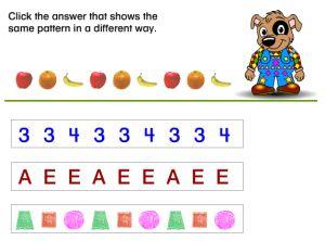 KaleidoDigit, a Number Pattern Game - billpriceweb.com