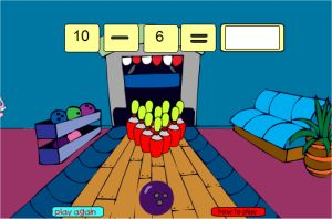 bowling games for kids online
