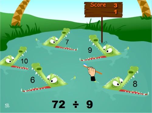 Croc Doc - Doc games