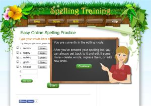 Free Online Spelling Games For 1st 2nd 3rd Graders