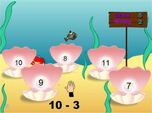 math worksheet : online subtraction games for kids in second grade : Subtraction Math Games Online For Kindergarten
