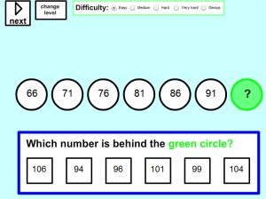 Complete The Sequence Sequences Math Game