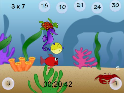 Free Online Multiplication & Times Tables Games For 3rd Grade Kids