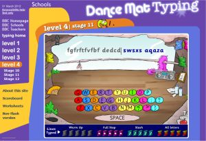 Free Typing Tutorial For Kids - Online Touch Typing Lessons ...