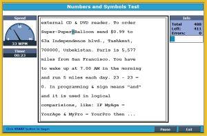 Typing Test For Kids - Free Online Keyboarding Speed Test WPM