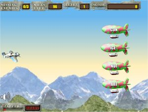 Air Typer Online Typing Game For Kids