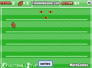 Rapid Typing Game - NFL Typing American Football