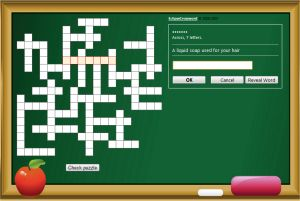 Easy Online Crossword Puzzles For Kids In Grades 2 3 4 5 And 6