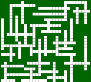 50 States Crossword Puzzle