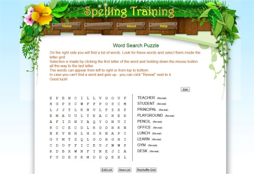 word find games online