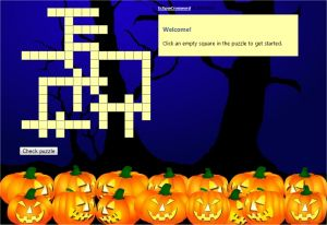 Easy Online Crossword Puzzles For Kids in Grades 2, 3, 4, 5 and 6