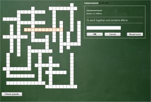 Easy Online Crossword Puzzles For Kids in Grades 2, 3, 4, 5